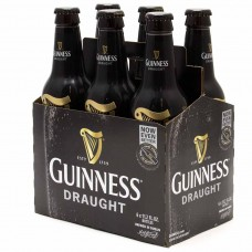 Guinness Draught Pack of 6 (11.2 oz)bottles