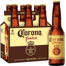 Corona Familiar Pack of 6 (12 oz) bottles