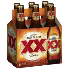 Dos Equis Ambar Pack of 6 (12 oz) Bottles