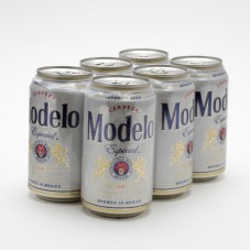 Modelo Especialpack of 6 (12 oz) cans