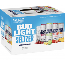 Bud Light Seltzer Variety Pack Of 12 (12 oz) Cans