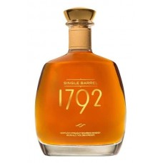 1792 Single Barrel Kentucky Straight Bourbon Whiskey 1.75 L