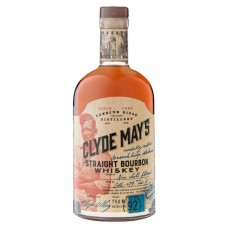 Clyde May's Straight Bourbon Whiskey 750 ml