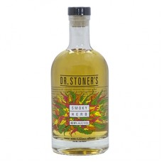 Dr. Stoner's Smoky Herb Whiskey 750 ml