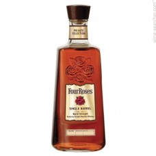 Four Roses Single Barrel Kentucky Straight Bourbon Whiskey 750 ml