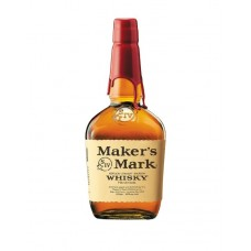 Maker's Mark Bourbon Whisky 1 Ltr