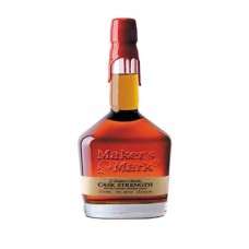 Maker's Mark Cask Strength Bourbon Whisky 750 Ml