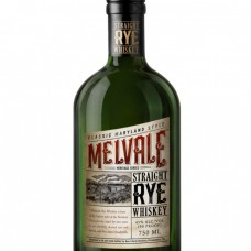 New Liberty Melvale Straight Rye Whiskey 750 ml