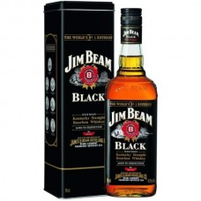 NV Jim Beam Black Extra Aged Old Kentucky Straight Bourbon Whiskey 750 ml