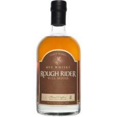 Rough Rider 'Bull Moose' Three Barrel Rye Whiskey 750 ml