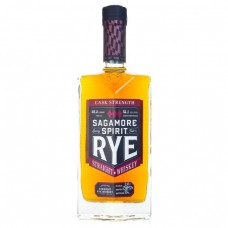 Sagamore Spirit Cask Strength Straight Rye Whiskey 750 ml