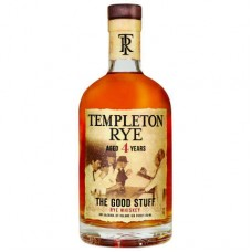 Templeton Rye The Good Stuff Rye Whiskey 750 ml