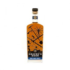 Heaven's Door Double Barrel Whiskey 750 ml