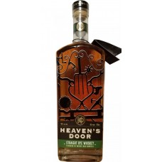 Heavens Door Straight Rye Whiskey 750 ml