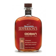 Jefferson's Ocean Special Wheated Mashbill Voyage Bourbon Whiskey 750 ml