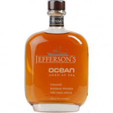 Jefferson's Ocean Aged at Sea Bourbon 750 ml