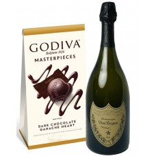 Dom Pérignon & Godiva Chocolates