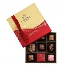 Godiva Chocolates 9 Pc Box
