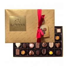 Godiva Chocolates 26 Pc Box