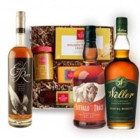 Bourbon Gift Basket (Eagle Rare, Buffalo Trace, Weller Special Reserve)
