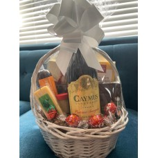 Caymus Cheese & Wine Gift Basket