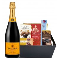 Veuve Clicquot Champagne Gift Basket