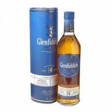 Glenfiddich 14 Year Old Single Malt Scotch Whisky 750 ml