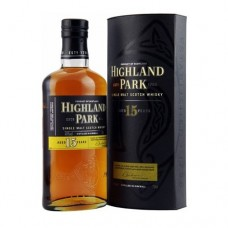Highland Park 15 Year Old Single Malt Scotch Whisky 750 ml