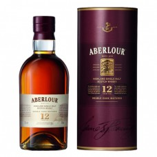 Aberlour 12 Years Scotch Whiskey 750 Ml
