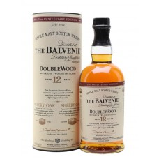 The Balvenie 12 Year Old DoubleWood Scotch Whisky 750 ml