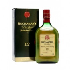 Buchanan's Scotch Deluxe 12 Year 750 ml