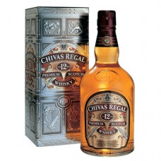 Chivas Regal Scotch 12 Year 750 ml
