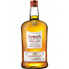 Dewar's White Label Blended Scotch Whisky 1.75 L