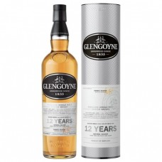 Glengoyne 12 Year Old Single Malt Scotch Whisky 750 ml