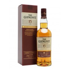 The Glenlivet 15 Year Old French Oak Reserve Single Malt Scotch Whisky 750 ml