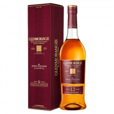 Glenmorangie Lasanta 12 Year Old Single Malt Scotch 750 ml