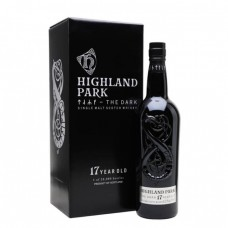 Highland Park The Dark 17 Years Single Malt Scotch Whisky 750 ml