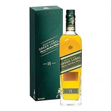 Johnnie Walker Scotch Green Label 750 ml