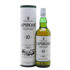 Laphroaig 10 Year Old Single Malt Scotch Whisky 750 ml