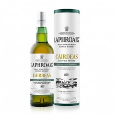 Laphroaig Triple Wood Single Malt Scotch Whisky 750 ml