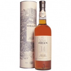 Oban 14 Year Old West Highland Single Malt Scotch Whisky 750 ml