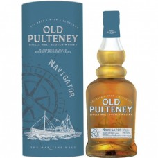 Old Pulteney Navigator Single Malt Scotch Whisky 750 ml