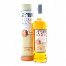 Speyburn Arranta Casks Single Malt Scotch Whisky 750 ml