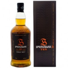 Springbank 10 Year Old Single Malt Scotch Whisky 750 ml