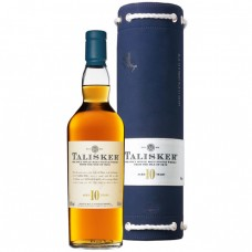 Talisker Scotch Single Malt 10 Year 750 ml
