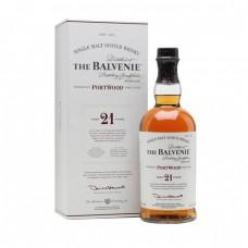 The Balvenie Scotch Single Malt 21 Year Portwood 750 ml