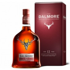 The Dalmore 12 Year Old Single Malt Scotch Whisky 750 ml
