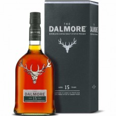 The Dalmore Scotch Single Malt 15 Year 750 ml