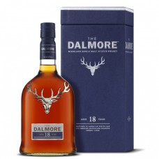 The Dalmore Scotch Single Malt 18 Year 750 ml