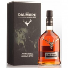 The Dalmore Scotch Single Malt King Alexander 750 ml